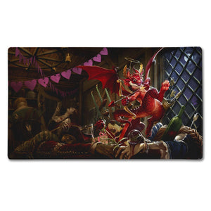 Dragon Shield Playmat Valentine Dragon