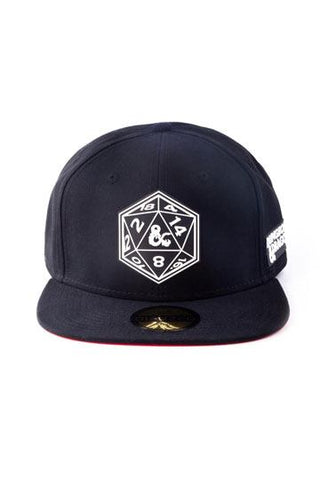 Dungeons & Dragons Snapback Cap