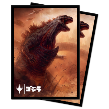 UP MTG Godzilla Doom Inevitable Standard Sleeves 100pc