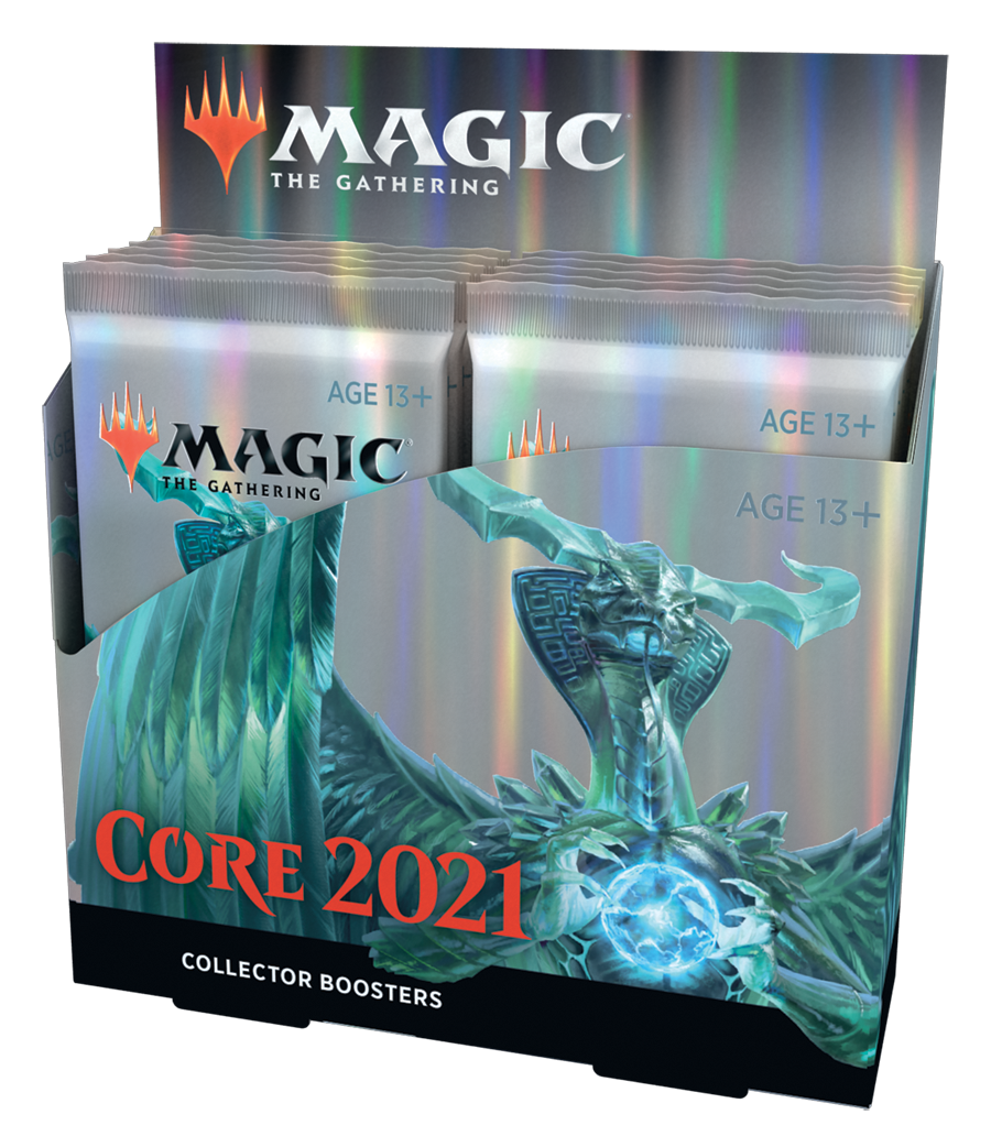 MTG Core Set 2021 Collector Booster (Booster Box)