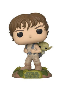 Star Wars - Training Luke With Yoda Funko Pop!