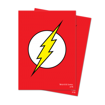 UP Justice League The Flash Standard Sleeves