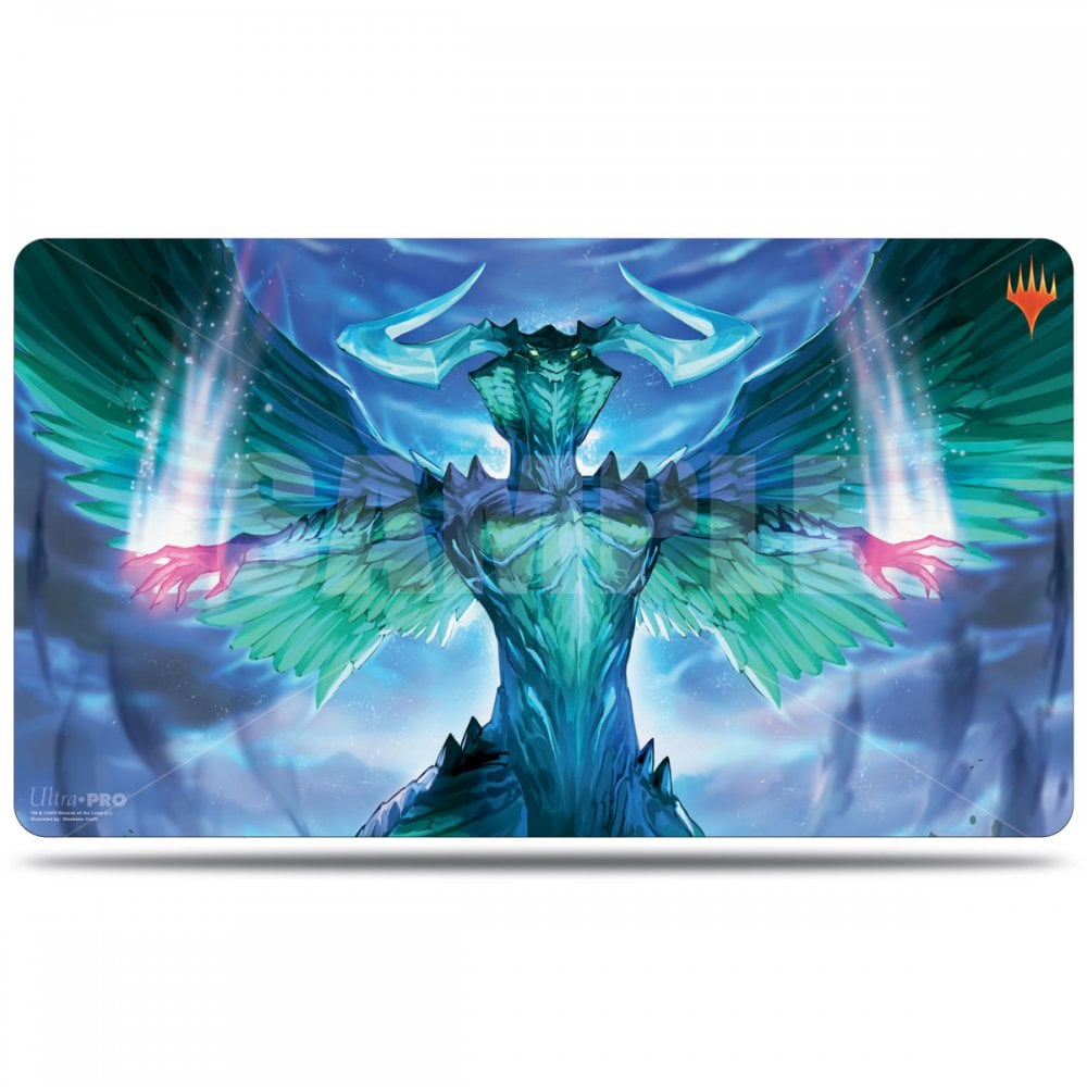 UP MTG WAR ALT Ugin Playmat