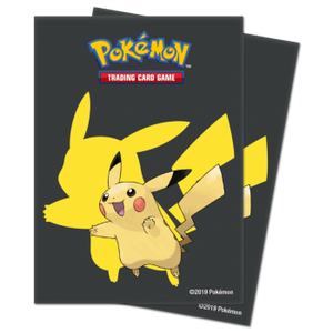 UP ChromaFusion Pokemon Pikachu Standard Sleeves 65pc