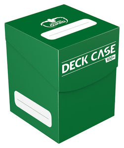 Ultimate Guard 100+ Green Deck Case