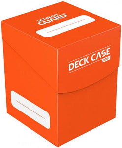 Ultimate Guard 100+ Orange Deck Case