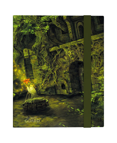 Ultimate Guard 9 Pocket Flexxfolio Land Edition 2 - Forest