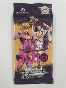 Weiss Schwarz JoJo Bizzare Adventure Booster Pack