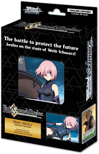 Weiss Schwarz Fate/Grand Order Absolute Demonic Front: Babylonia Trial Deck+
