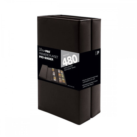 UP Premiere Playset PRO-Binder - Black