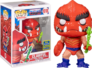 Masters of the Universe - Clawful Summer Convention 2020 Funko POP!