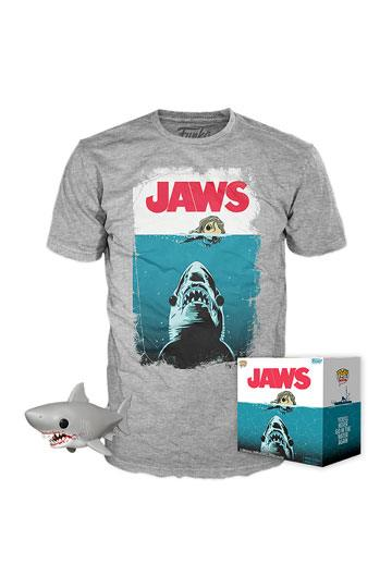 Jaws -  Night Swim Funko Pop! Tee Box