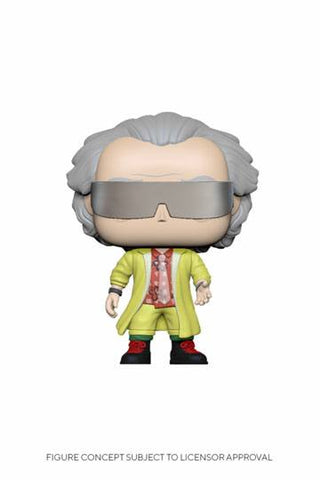 Back To The Future - Doc 2015 Funko Pop!