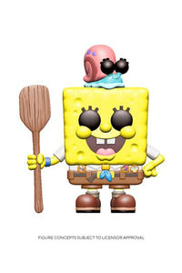 SpongeBob Square Pants - SpongeBob Camping Gear Funko POP!