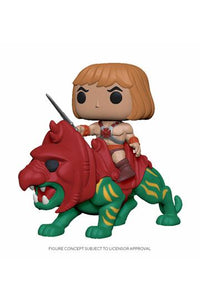 Masters Of The Universe - He-Man On Battle Cat Funko POP!