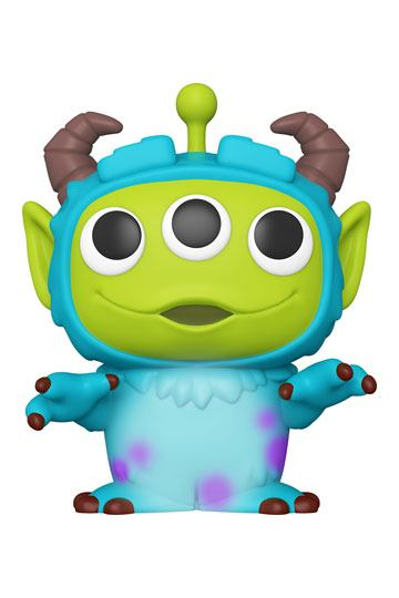 Toy Story Remix- Alien As Sully (Supersize) Funko POP!