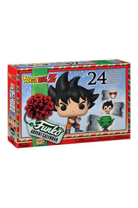 Dragon Ball Z - Pocket Pop Funko Advent Calendar