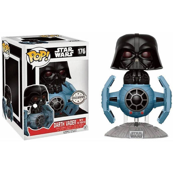 Star Wars - Darth Vader Tie Fighter 15cm Exclusive Funko