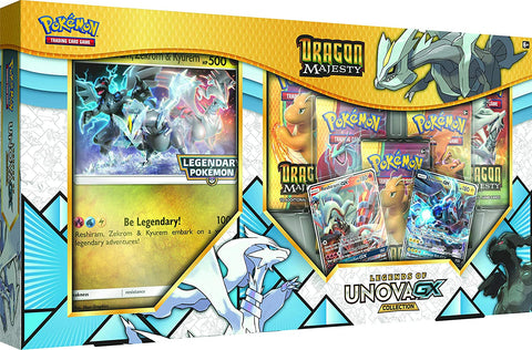Pokemon Dragon Majesty Legends of Unova GX Collection *Reprint*