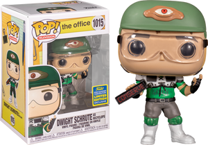 The Office - Recyclops with Armor Summer Convention 2020 Funko POP!