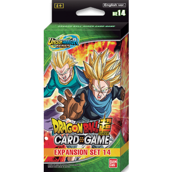 Dragon Ball Super TCG Expansion Set BE14