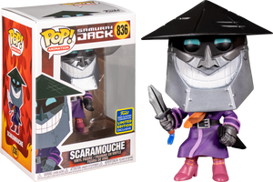 Samurai Jack - Scaramouche Summer Convention 2020 Funko POP!
