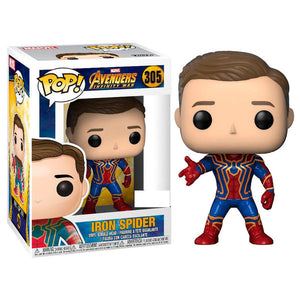 Avengers Infinity War - Iron Spider Exclusive Funko