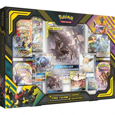 Pokemon Tag Team Power Collection Umbreon & Darkrai Box