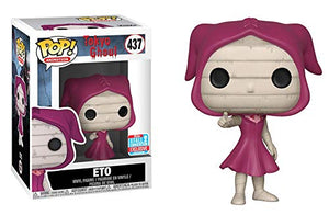 Tokyo Ghoul - Eto In Bandages Fall Convention 2018 Exclusive Funko POP! *Damaged Box*