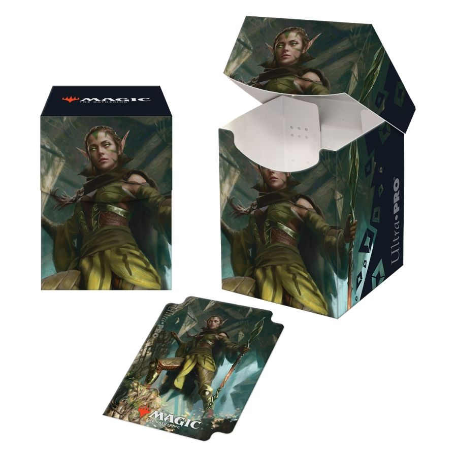 UP MTG Zendikar Rising V3 100+ Deck Box