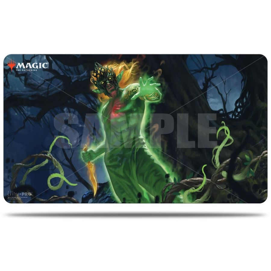 UP MTG Zendikar Command V1 Playmat