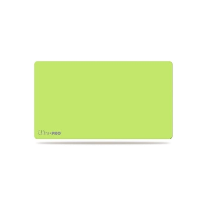 UP Lime Green Playmat