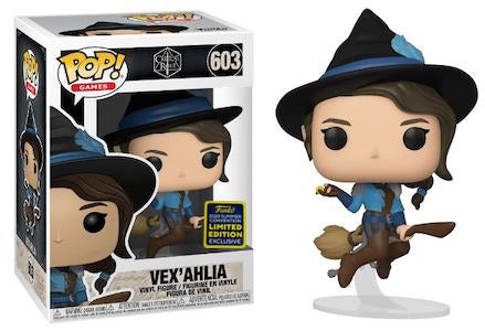Critical Role - Vex with Broom Funko POP!