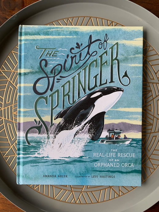 The Spirit of Springer - Picture book