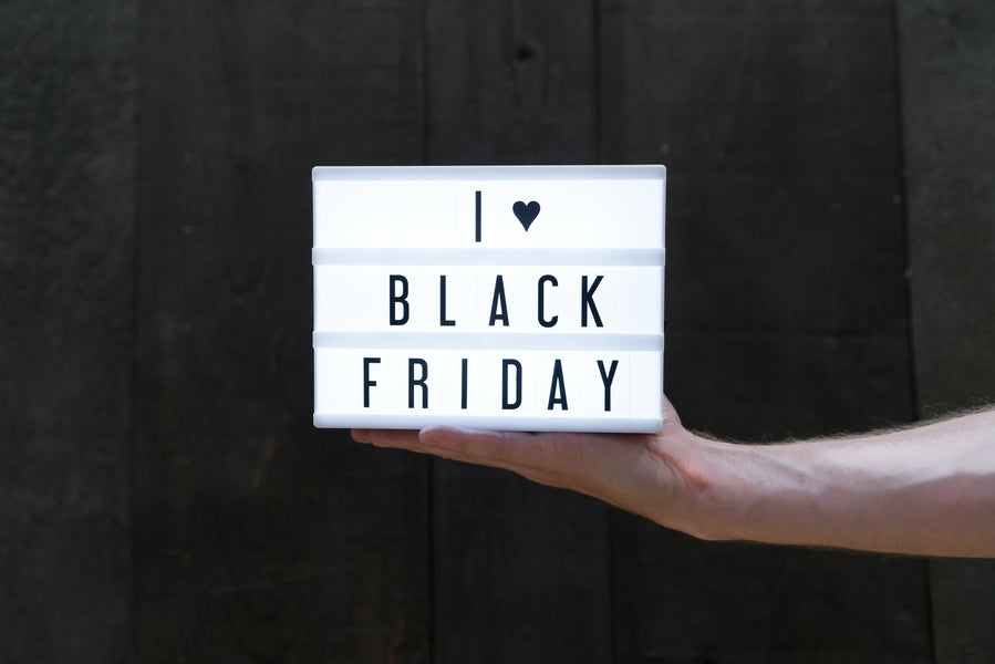 BLACKFRIDAY 2018