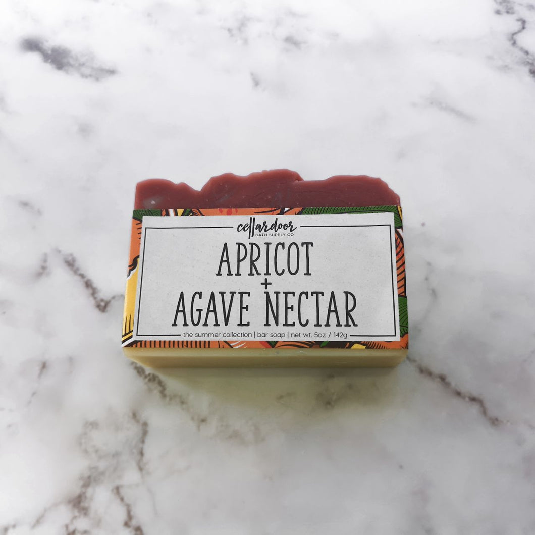 Apricot + Agave Nectar by Cellar Door Bath Supply Co.