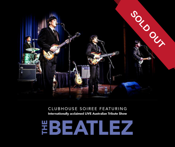 Clubhouse Soiree  Sold Out