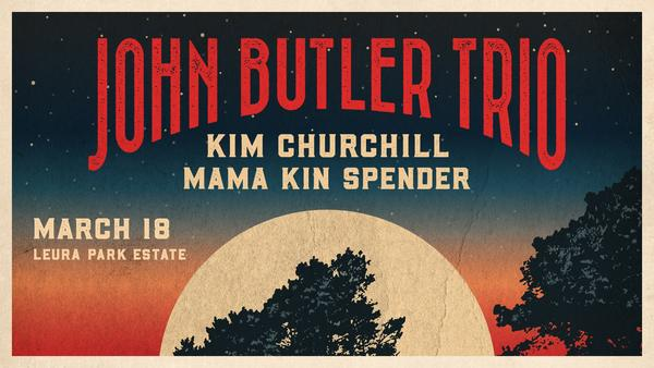 John Butler Trio at Leura Park