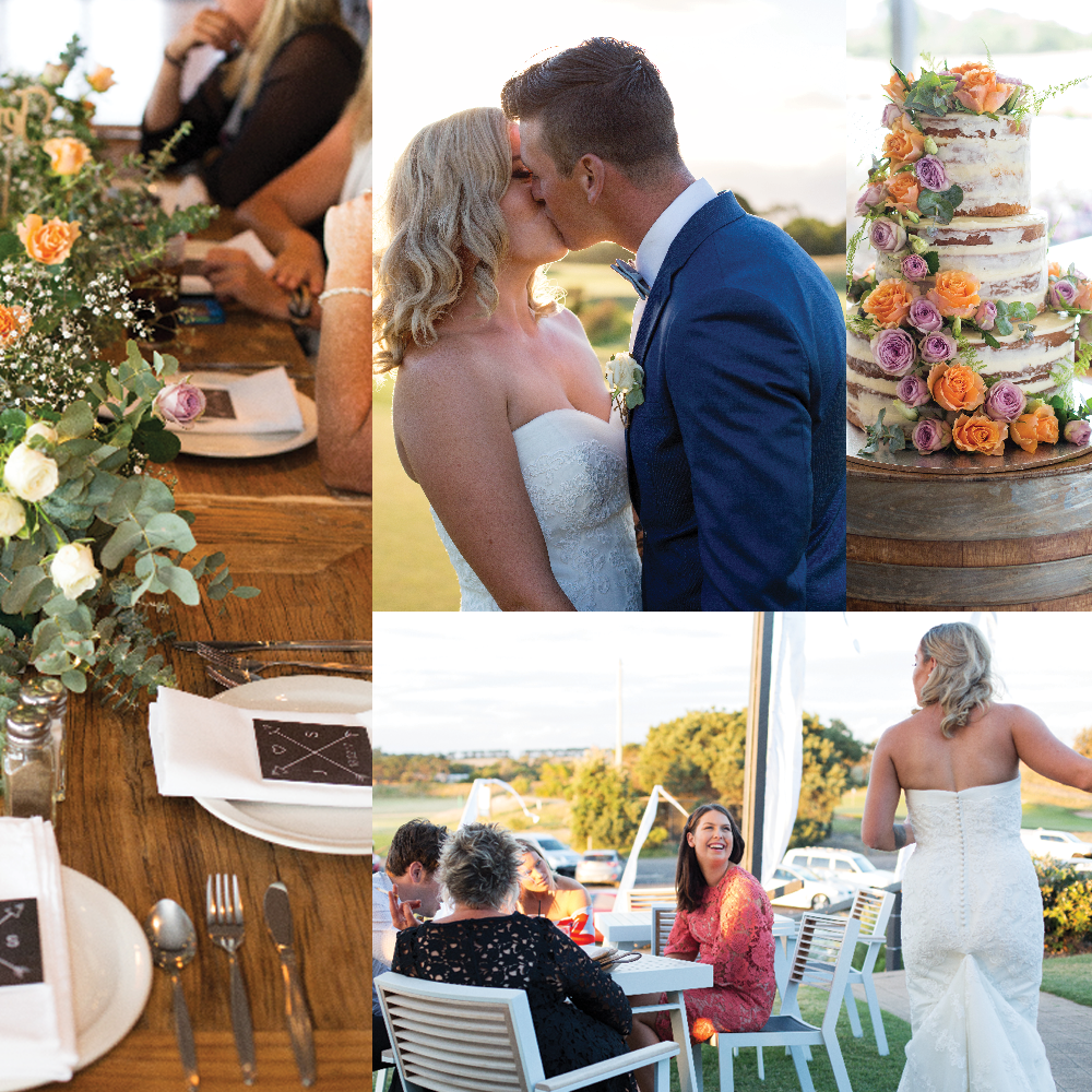 Wedding Venue Geelong. Wedding Reception Venue - Curlewis, Bellarine.