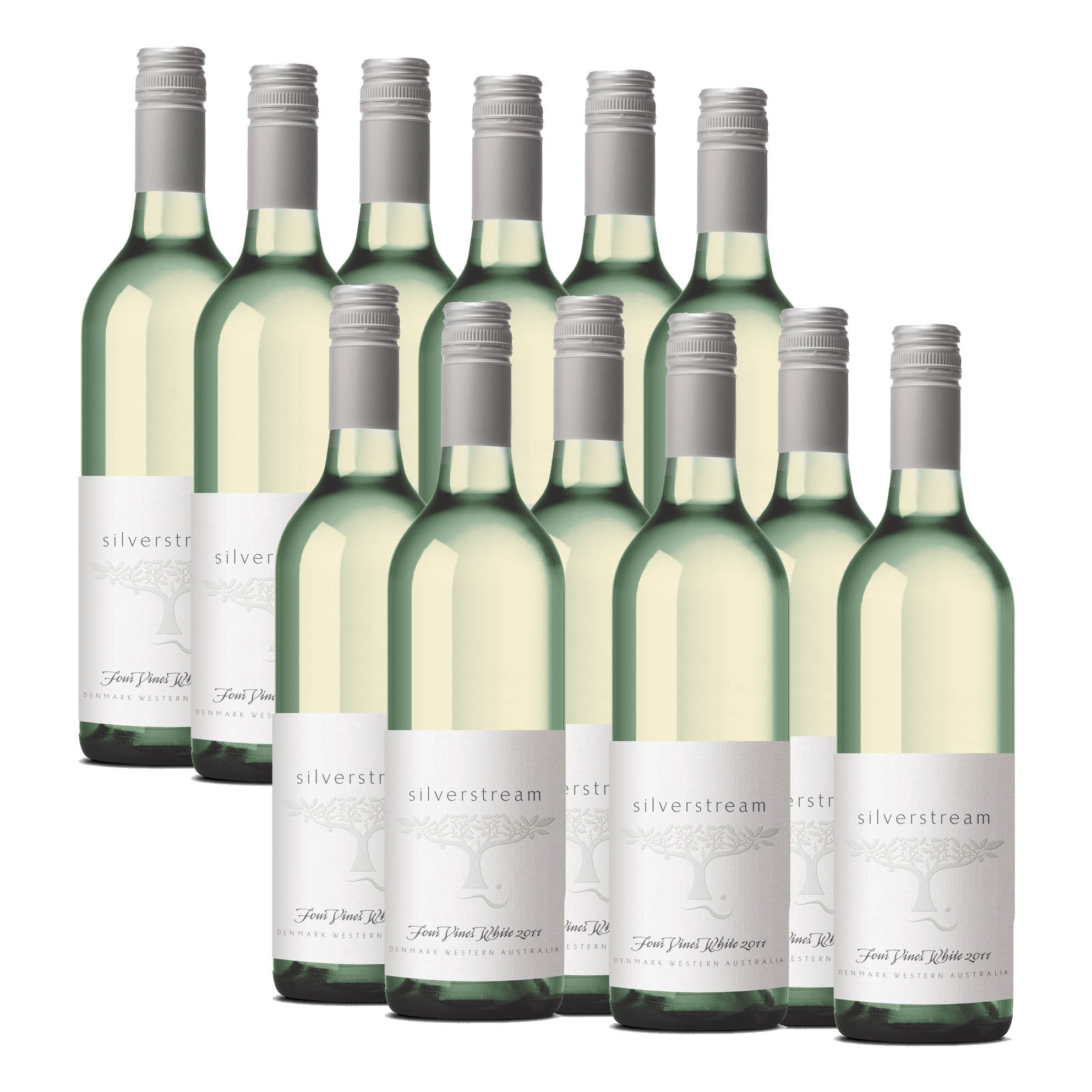 2012 Four Vines White 12-Pack Special
