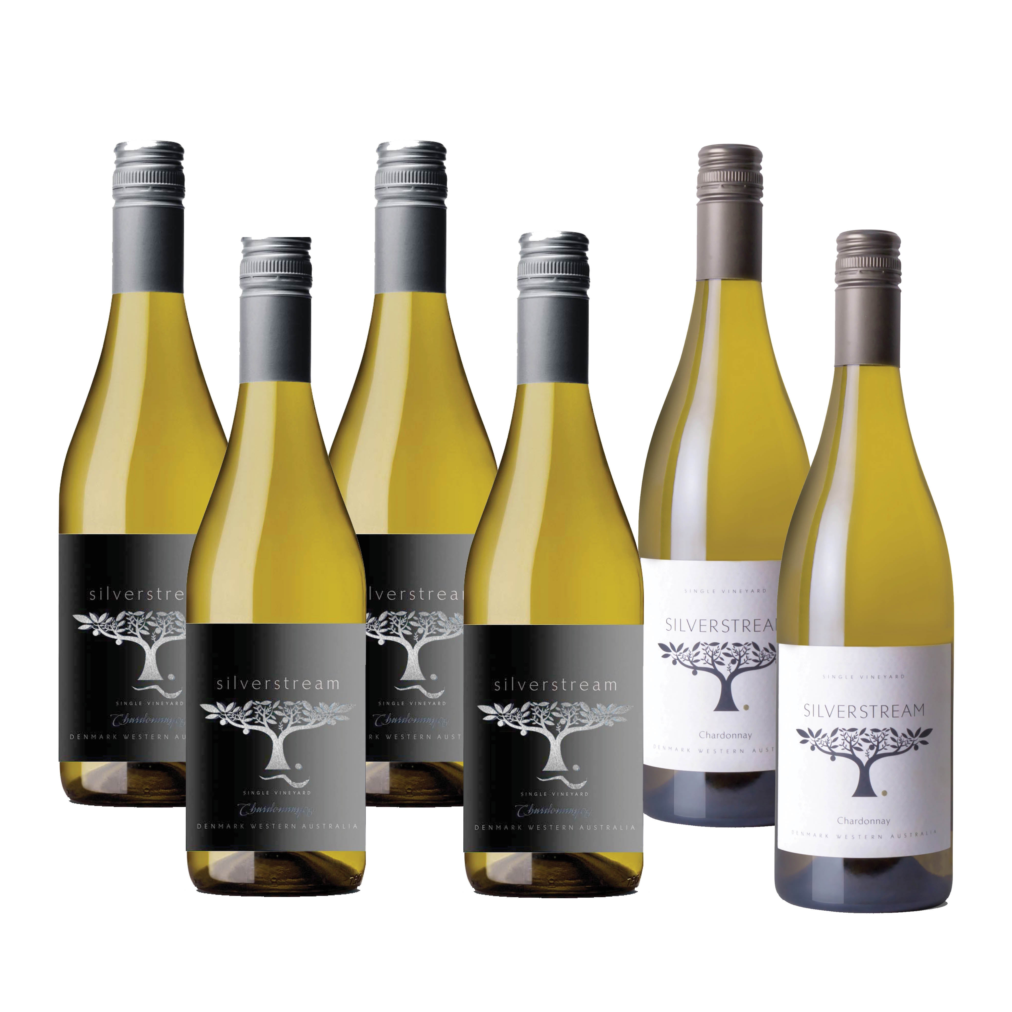 Vertical Chardonnay Pack