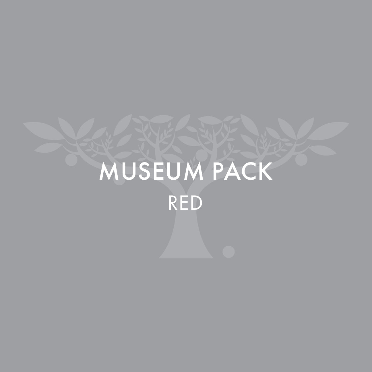 Museum Pack - Red Case