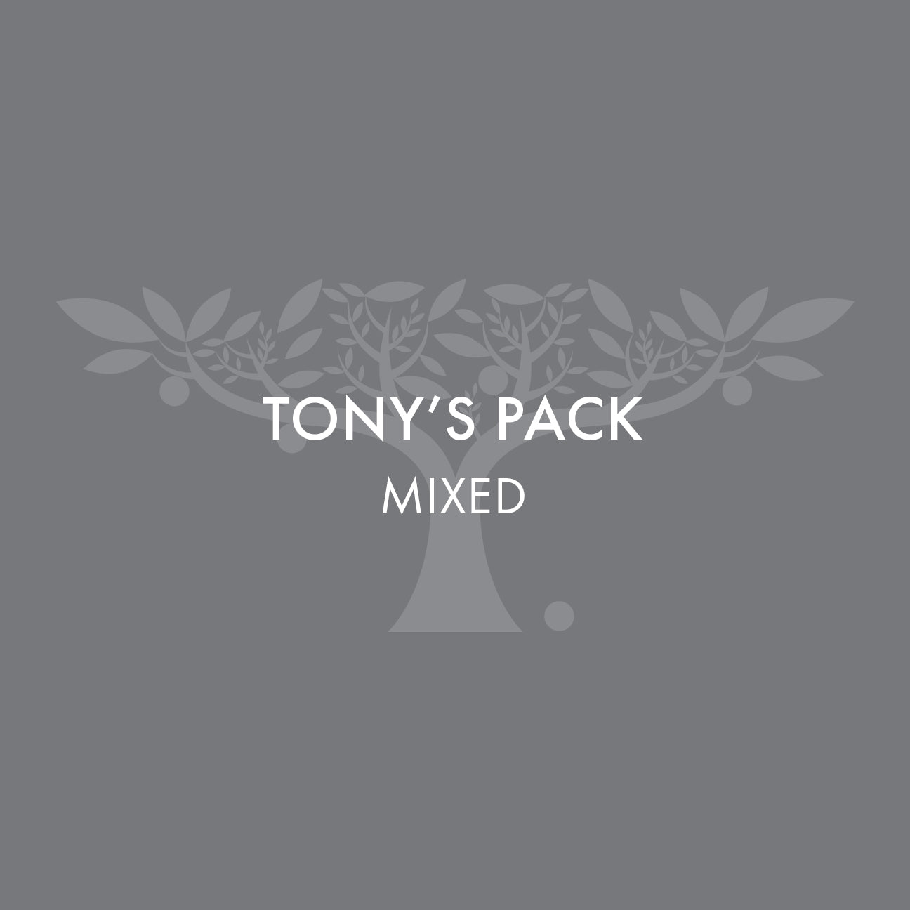 Tony's Pack - Mixed Case