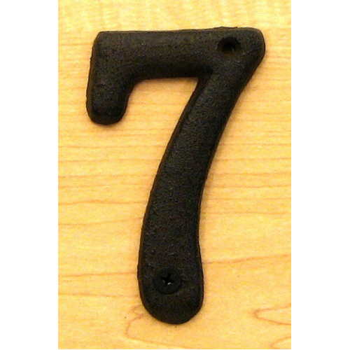 Solid Cast Iron Number 7 Bulk