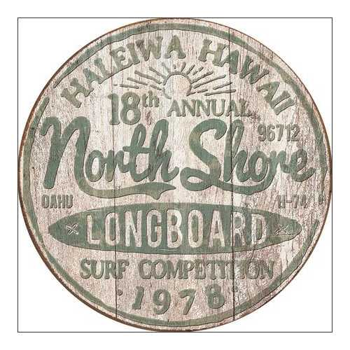 North Shore Longboard Competition
