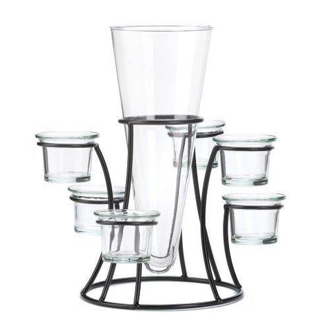 Flower Candle Stand (pack of 1 EA)