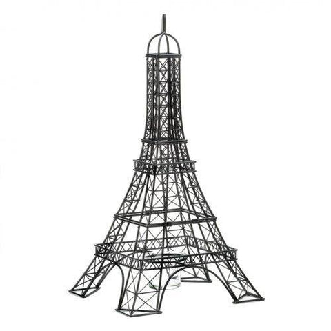 Eiffel Tower Candle Holder (pack of 1 EA)