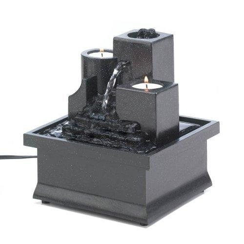Temple Steps Tabletop Fountain (pack of 1 EA)