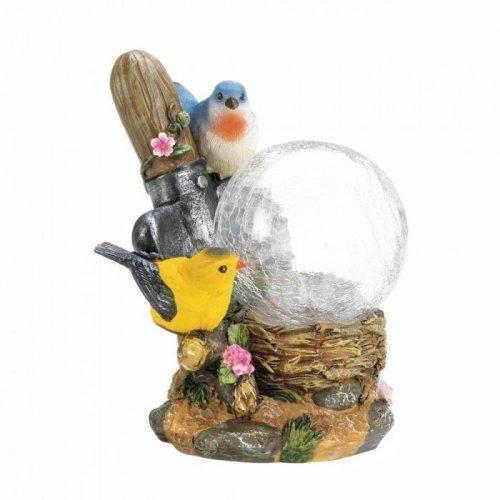 Songbirds Solar Lamp (pack of 1 EA)