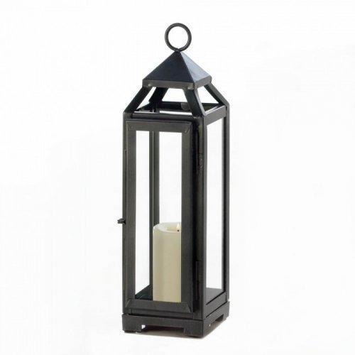 Tall Slate Lantern (pack of 1 EA)